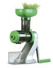 LIGHTLY USED ~ Tribest Z-Star 510 Manual Wheatgrass Juicer Zstar ~ Z510