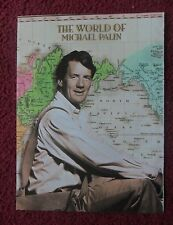 2000 Full Photo Page Celebrity Magazine Clipping ~ Michael Palin Travel Guru