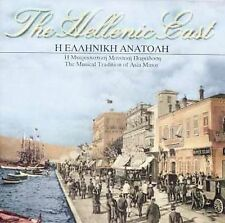 FREE US SH (int'l sh=$0-$3) NEW CD Various Artists: Hellenic East: Musical Tradi