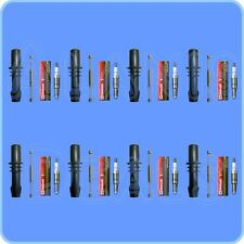 Motorcraft Spark Plugs SP515 PZH14F + Ignition Coil Boot Set (8) For Ford 04-10