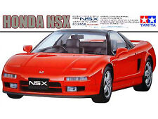 Tamiya 1/24 Honda NSX model kit # 24100