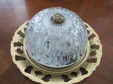 VINTAGE HALL CEILING LIGHT SHADE FITTING