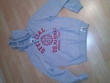 SWEAT GILET CAPUCHE US MARSHALL TL (MIXTE)