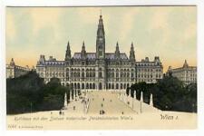 AK Wien I, Rathaus, 1905