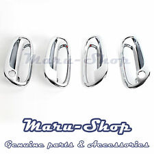 Chrome Door Handle Catch Cover Trim for 02~04 Chevrolet Lacetti/Nubira 4DR/5DR