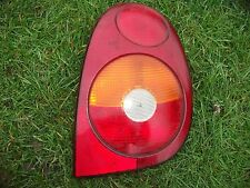Renault Megane Coupe Nearside Rear Light & Bulb Holder 7700428056