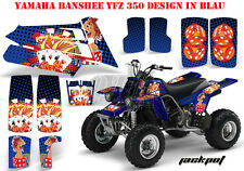 AMR RACING DEKOR GRAPHIC KIT ATV YAMAHA BANSHEE YFZ 350 JACKPOT B