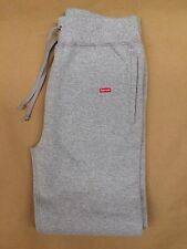 Supreme Small Box Logo Sweatpants Gray Small S Champion Playboy Made In Canada