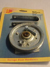 "Garage Door Pulley with Strap & Bolt, 4""   No 210"
