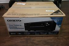Onkyo TX-SR353 5.1 Ch 4K Ultra HD and 3D Pass-Through Receiver