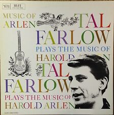 Tal Farlow-Plays The Music Of Harold Arlen-Verve 2589-JAPAN