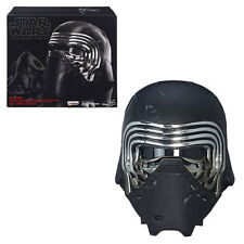 Star Wars: TFA Kylo Ren Voice Changer Helmet The Black Series Prop Replica