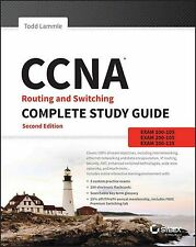 CCNA Routing and Switching Complete Study Guide: Exam 100-105 E... FAST DELIVERY