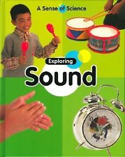 Exploring Sound (Sense of Science), Llewellyn, Claire, Good Book