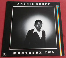 ARCHIE SHEPP LP FREEDOM FRANCE MONTREUX  TWO