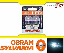 Sylvania ZEVO Led 4157 White 6000K Two Bulb 3357K 3454NA 3457A 3457AK 3457 DRL