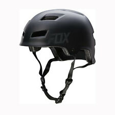 Fox Transition Hardshell Bike Helmet Matte Black Large