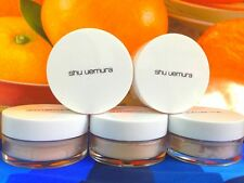 2* Shu Uemura Face Loose POWDER MATTE Colorless with Puff 3.2g x2pcs=6.4g Sample