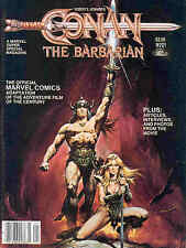 Marvel Comics Super Special # 21: Conan the Barbarian - The Movie (USA, 1982)