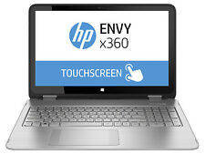 HP Envy 15-U111DX x360 17.3' FHD i7-5500u 2.4GHz 12GB 1TB HDD DVDRW Wifi Webcam