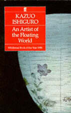 An Artist of the Floating World, Kazuo Ishiguro, 057114716X
