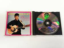 ELVIS PRESLEY 18 GREATEST LOVE SONGS CD