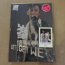 林峰 情無限演唱会 Let's get wet 3cd malayisa press 马来西亚版 w/obi