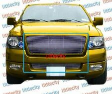 FOR 2004 2005 FORD F150 BILLET GRILLE COMBO INSERTS