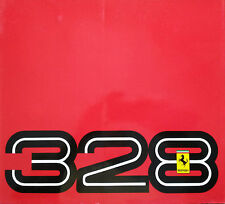 Catalogue Ferrari 328