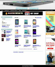iPHONE STORE - PROFESSIONALLY DESIGNED ONLINE BUSINESS WEBSITE FOR SALE!