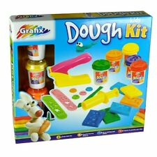Childrens Kids Fun Playdoh Dough Moulding Station Modelling Toy Set Kit 13-0107