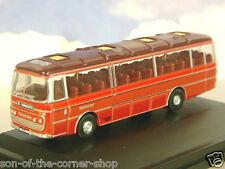 OXFORD 1/148 N PLAXTON PANORAMA 1 I BUS/COACH MIDLAND RED GREAT YARMOUTH NPP004