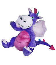 "Jewel the Purple & Pink Dragon 16""(40cm) by Teddy MountainBuild a Bear size"