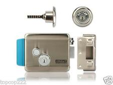 COUGAR  12 VOLT D.C. ELECTRIC DOOR LOCK.  NOW IN STOCK!  U.S.A. SHIPPING.