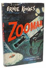 Zoomar First Edition Ernie Kovacs 1st Printing 1957 Book