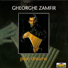 GHEORGHE ZAMFIR CD PIPE DREAMS BRAND NEW SEALED