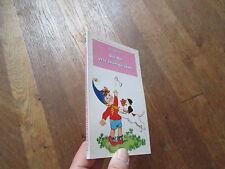 BIBLIOTHEQUE ROSE OUI OUI le chien qui saute enid blyton 1997 03