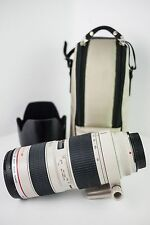CANON EF 70-200 mm 1:2.8 L USM LENS - f/2.8L 70-200mm