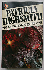 PATRICIA HIGHSMITH.PEOPLE WHO KNOCK ON THE DOOR.S/B PENGUIN 1984.EVANGELICAL