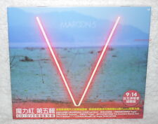 Maroon 5 V 2014 Taiwan Ltd CD+DVD w/BOX (Asian Tour Limited Edition) Asia