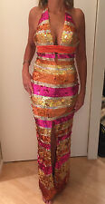 London Couture Sequin Dress - Perfect for Parties, Events, Weddings