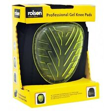 ROLSON KNEE PADS GEL CAP DIY WORK KNEE PROTECTION GEL FILLED - 82711
