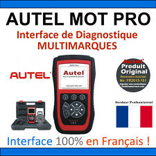 Neuf Original Autel MOT Pro EU908 Multi Function Scanner OBDII Diagnostic Tool