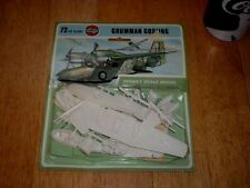 WW#2, ROYAL NAVY - GRUMMAN J4F-1 GOSLING PLANE, AIRFIX Plastic Model Kit, 1:72