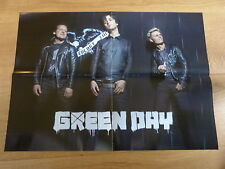 GREEN DAY - Poster !!!!!! Au verso : TWILIGHT !!!