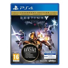 PS4 Game Destiny - King of the Possessed Legendary Edition new merchandise