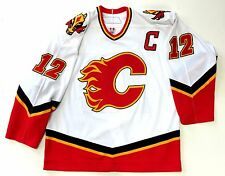 JAROME IGINLA CALGARY FLAMES REEBOK AUTHENTIC 2006 NHL GAME JERSEY SIZE 54 NEW