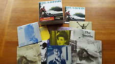 THE SMITHS SINGLES BOX NUMBERED LTD EDITION 12 CD BOX SET