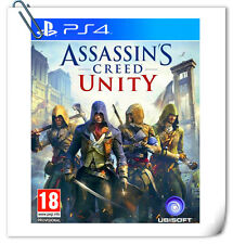 PS4 ASSASSIN'S CREED: UNITY SONY PlayStation Action Ubisoft