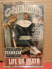 C-Murder - Life or Death Cassette BRAND NEW Rare RAP No Limit Master P